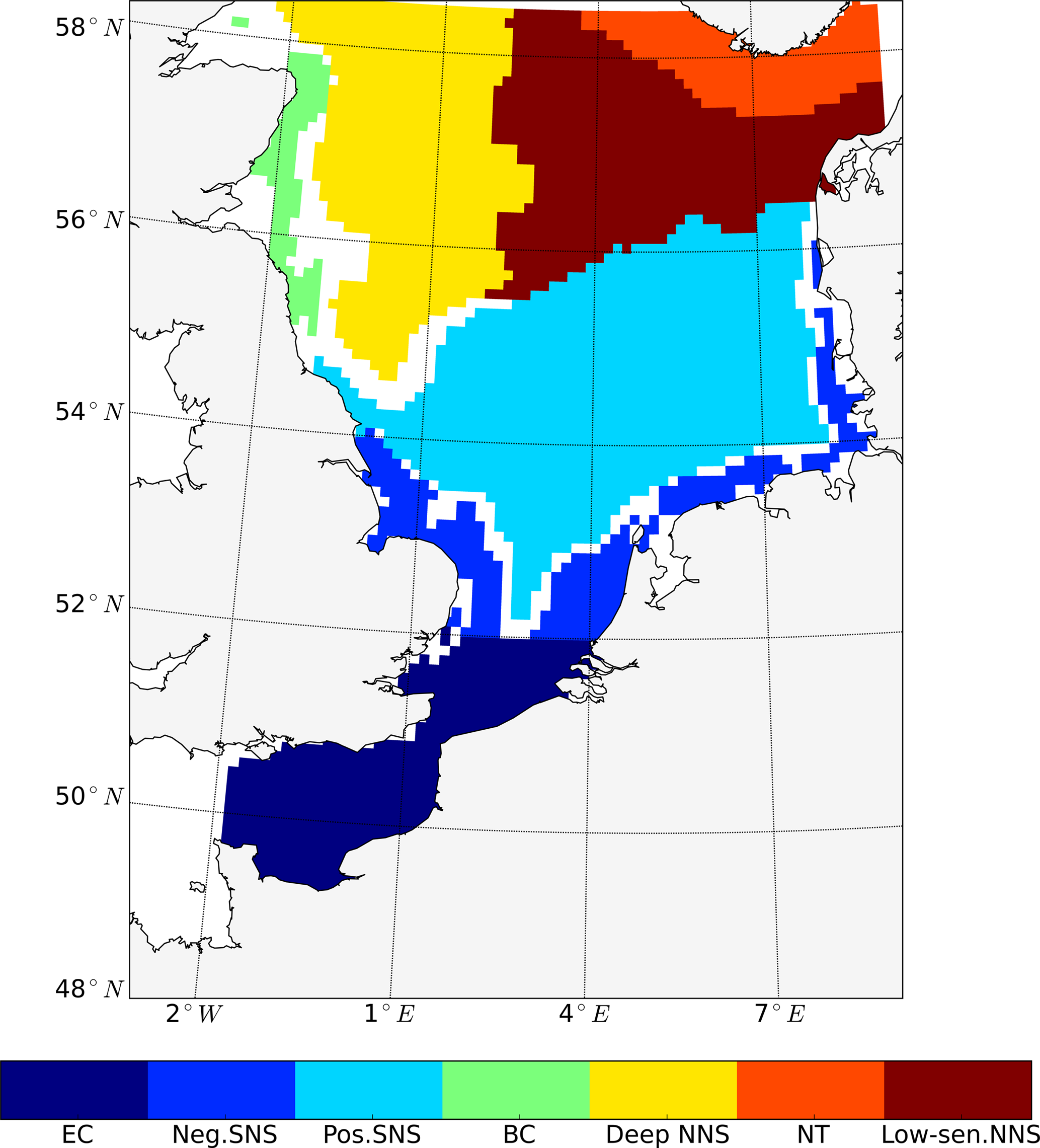 ESD - Tidal impacts on primary production in the North Sea